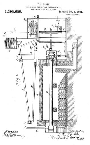 C.P. Dubbs patent