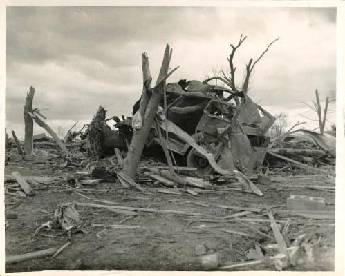 Fosterburg tornado