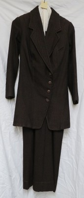 Suffrage suit