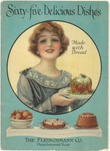 Fleischmann Company recipe booklet