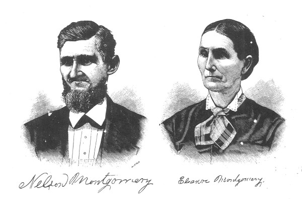 Nelson and Eleanor Montgomery