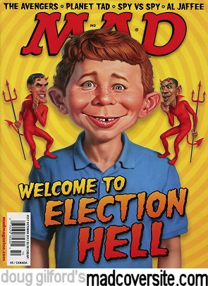 Doug Gilford's Mad Cover Site - Mad #517