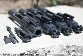Micro Slick Bolt Carrier Groups