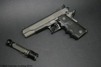 Para Ordnance 1911 in Cerakote Tungsten Grey