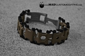 Leatherman Tread in Magpul FDE & MAD Black