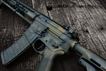 War Torn on a War Sport AR15