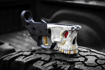 War Torn Jack lower with Gold accents