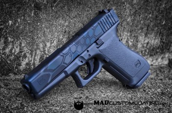 MAD Dragon Ghost on a Glock 21