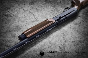 Benelli Shotgun in a Custom Elite Midnight Blue