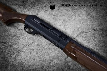 Benelli Shotgun in Custom Elite Midnight Blue