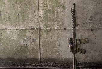 Jones Arms AR15 in MADLand Camo America