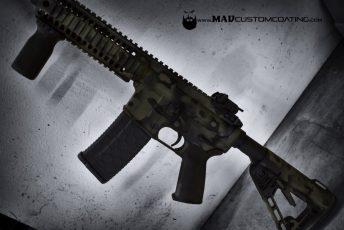 MADLand Camo in MAD Black, Foliage & Sniper Grey