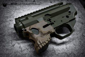 FDE & OD Jack Skull Set