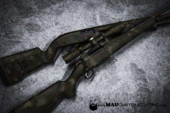 MADLand Camo Rifle & Shotgun
