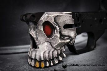 War Torn Jack Skull Lower