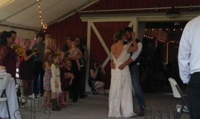jordan's wedding