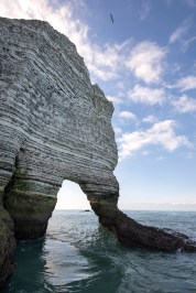 The third arch from sea-level.