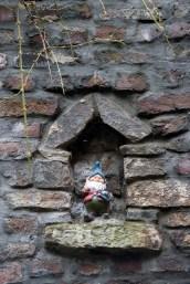 Gnome chilling.