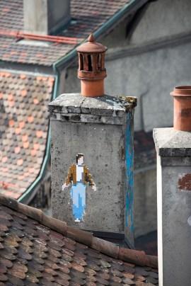 Chimneys, Lausanne