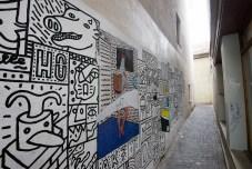 Graffiti in Lausanne.