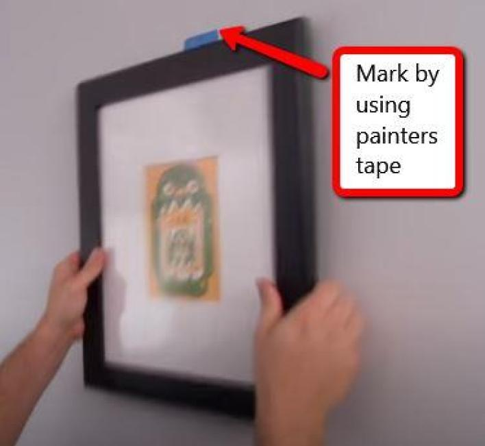 How to hang heavy pictures on drywall