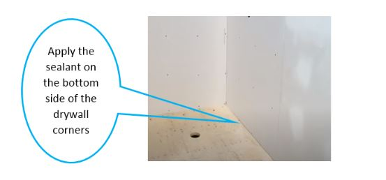 Can you tile over drywall in shower