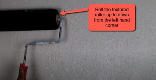 How To Texture Drywall With A Roller & Mud: 10 Steps That Works Great