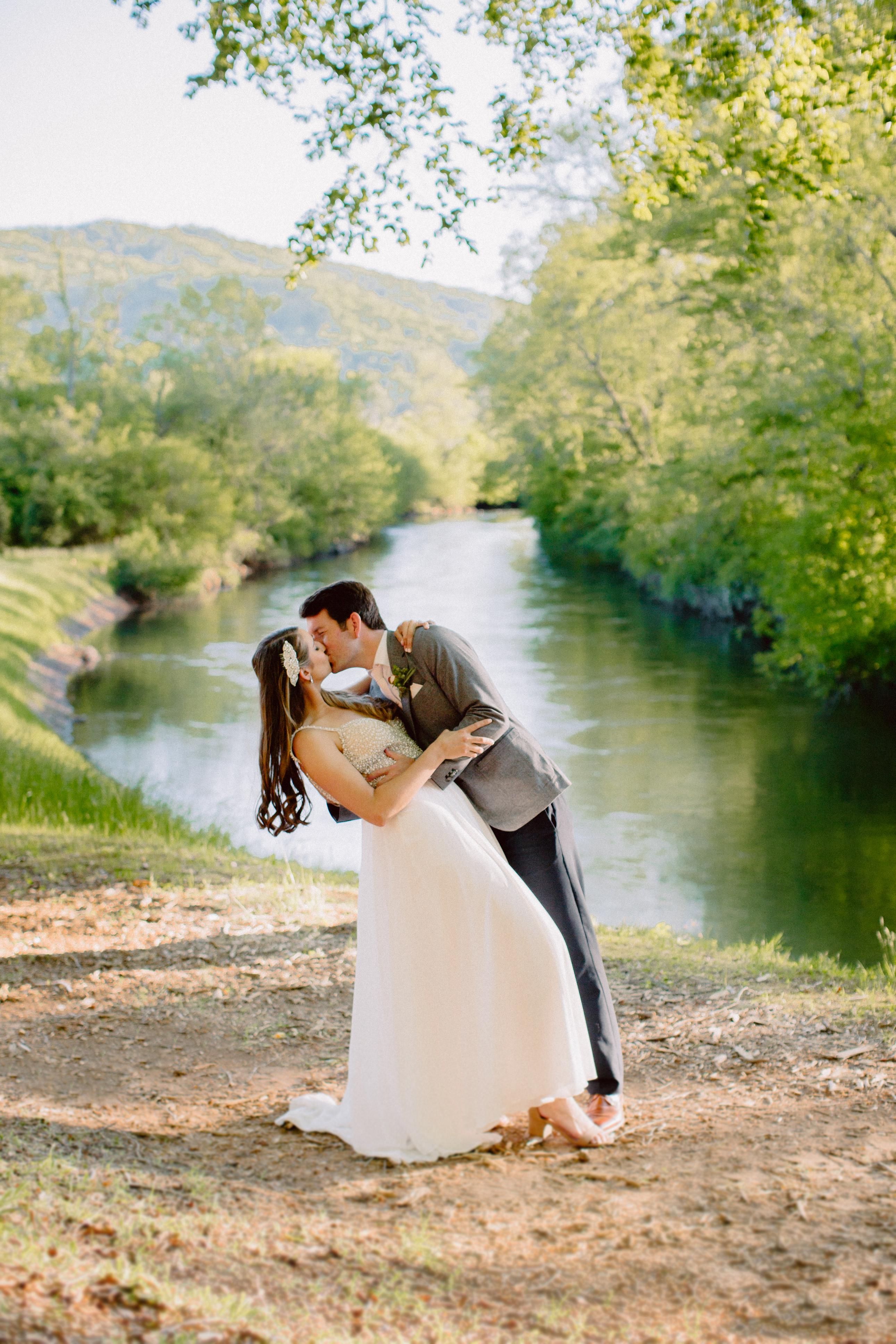 Brevard elopement photographer