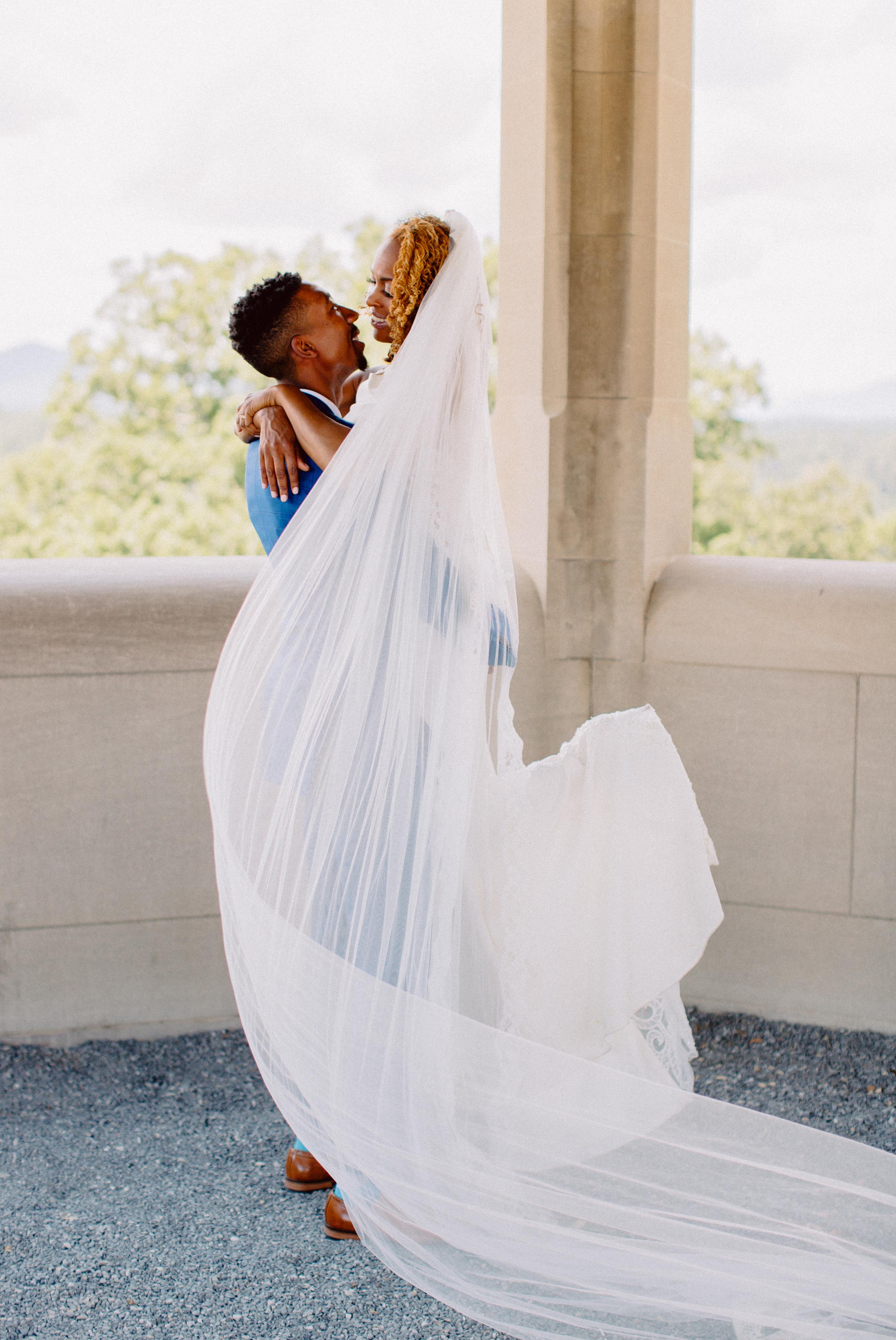 Biltmore wedding photographer