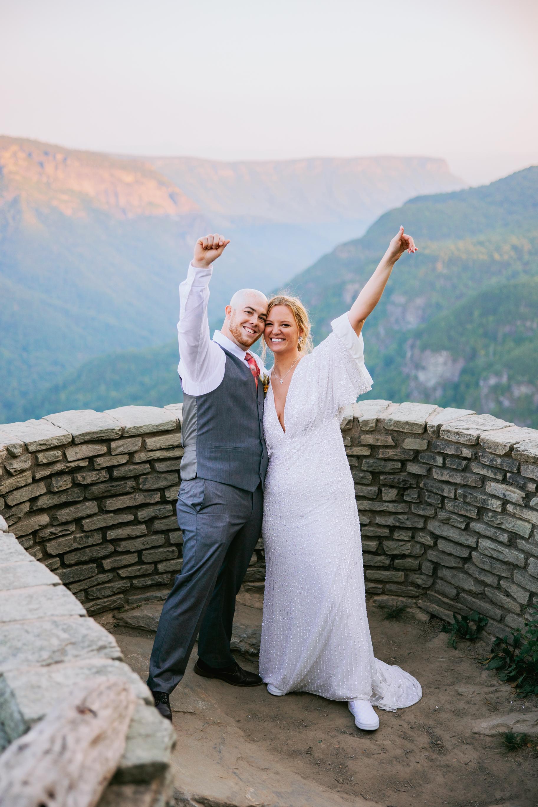 Linville elopement