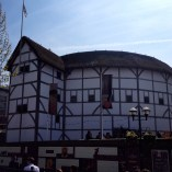THE GLOBE!!!! To be or not to be....