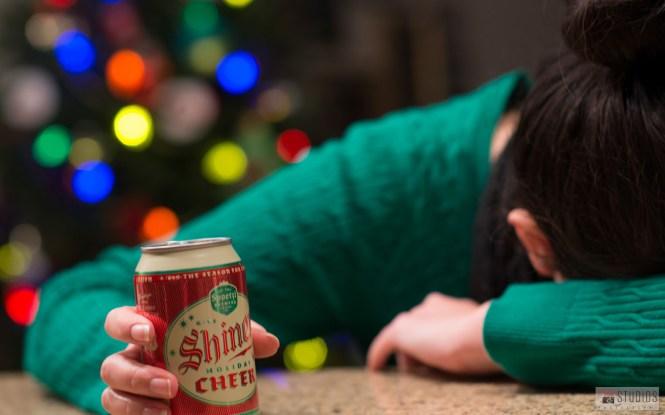 Drunk on Christmas Cheer