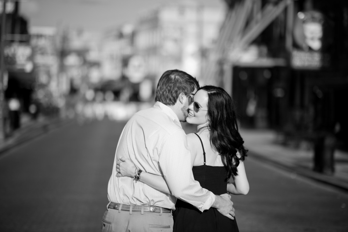 beale street engagement