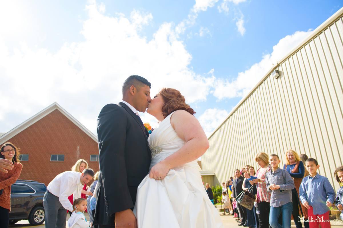 maddie moree arkansas wedding photographer church wedding midsouth