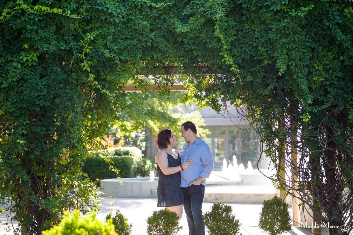 Botanic engagement maddie moree