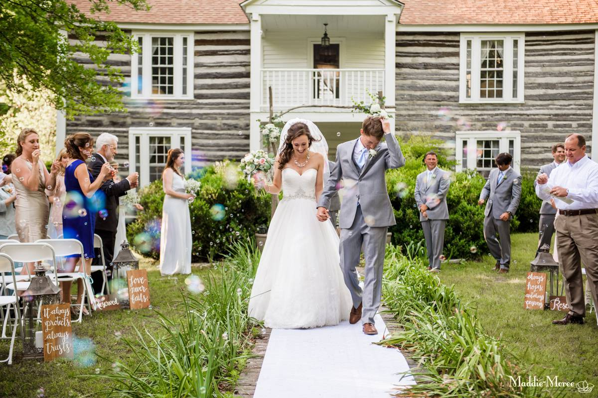 hillwood ceremony