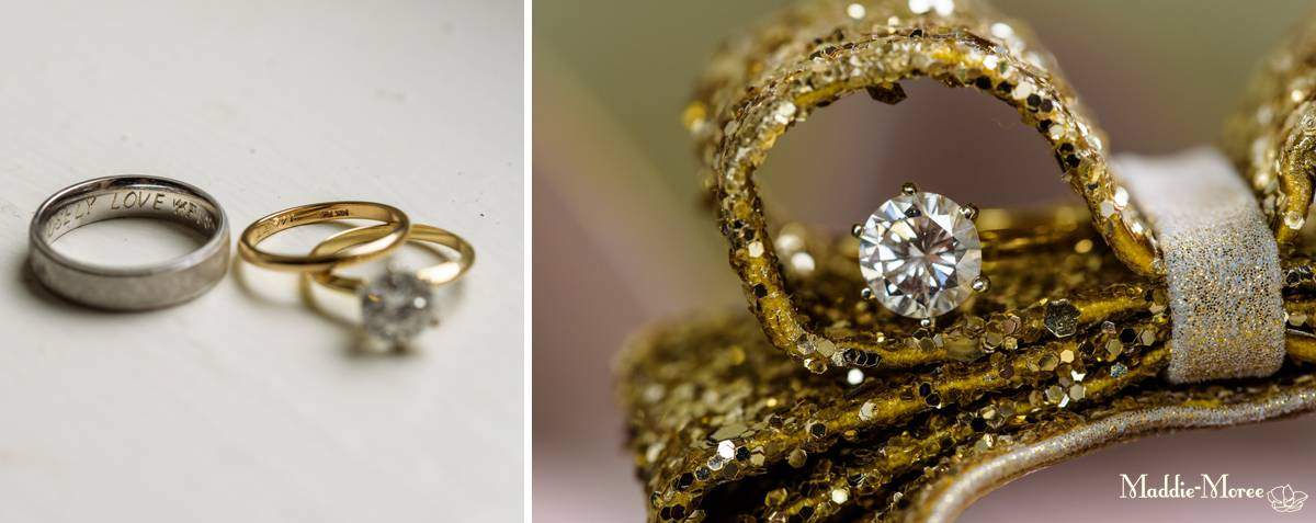 wedding ring inscribed