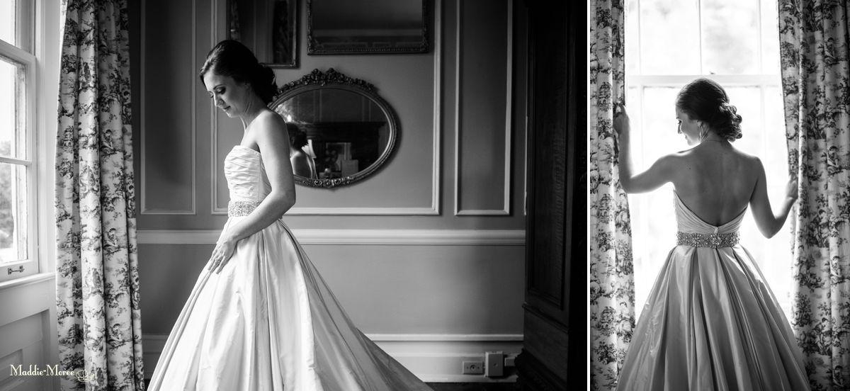 bridal, getting ready