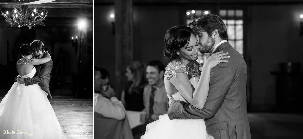 Heartwood Hall first dance