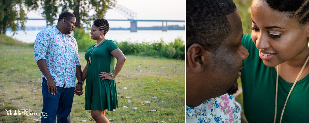 Mud Island Engagement