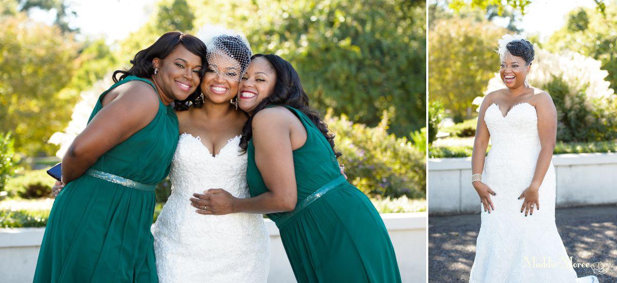 bridesmaid candids
