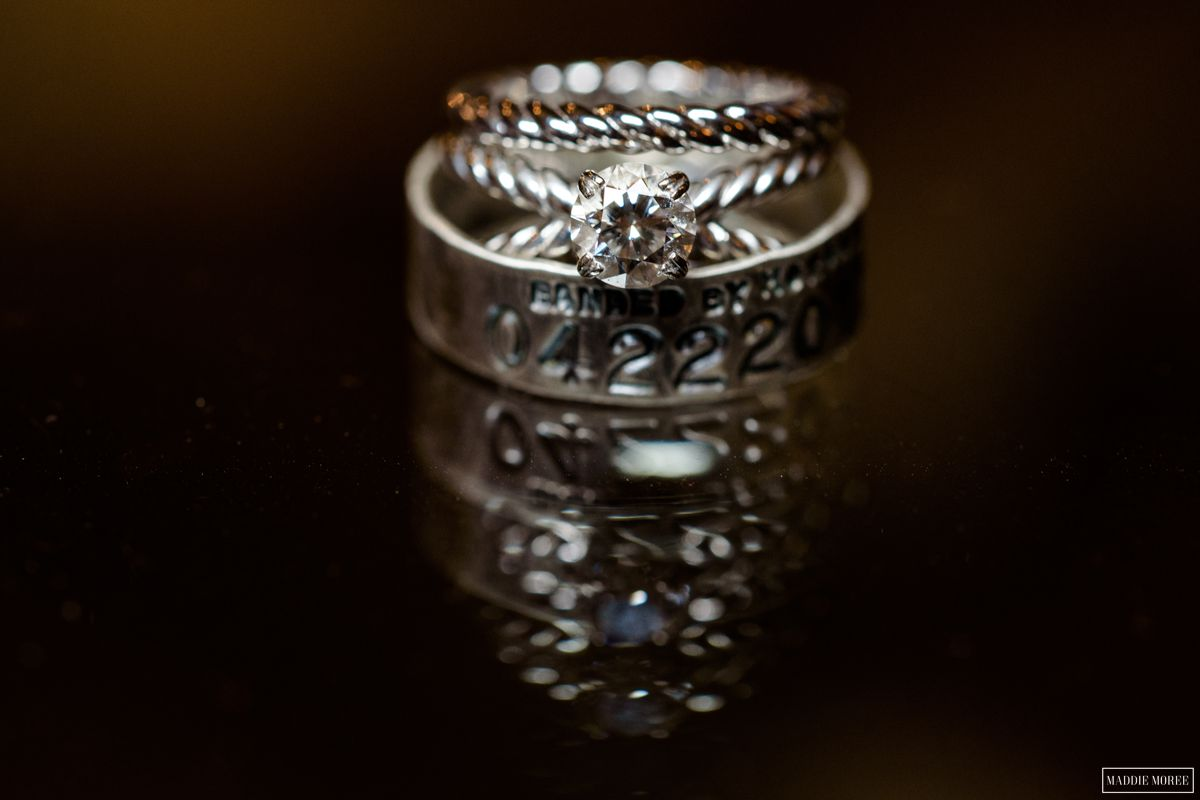 Detail ring photography