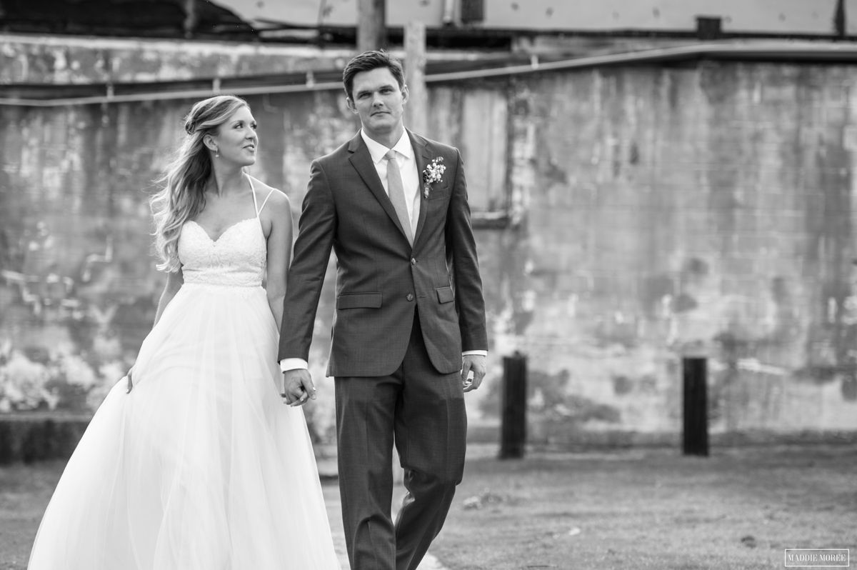 wedding couple portraits maddie moree