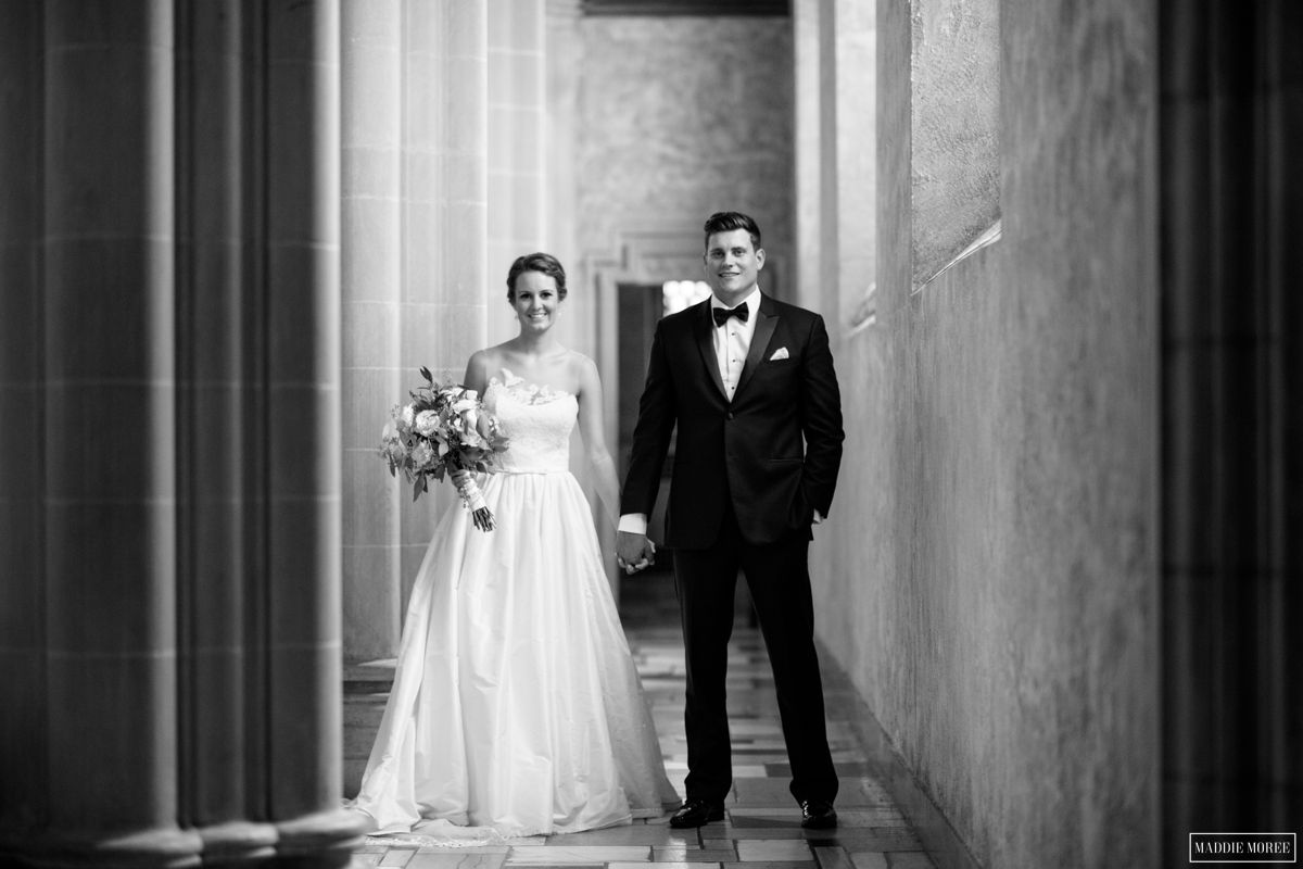 Idewild Presbyterian Church memphis wedding photography