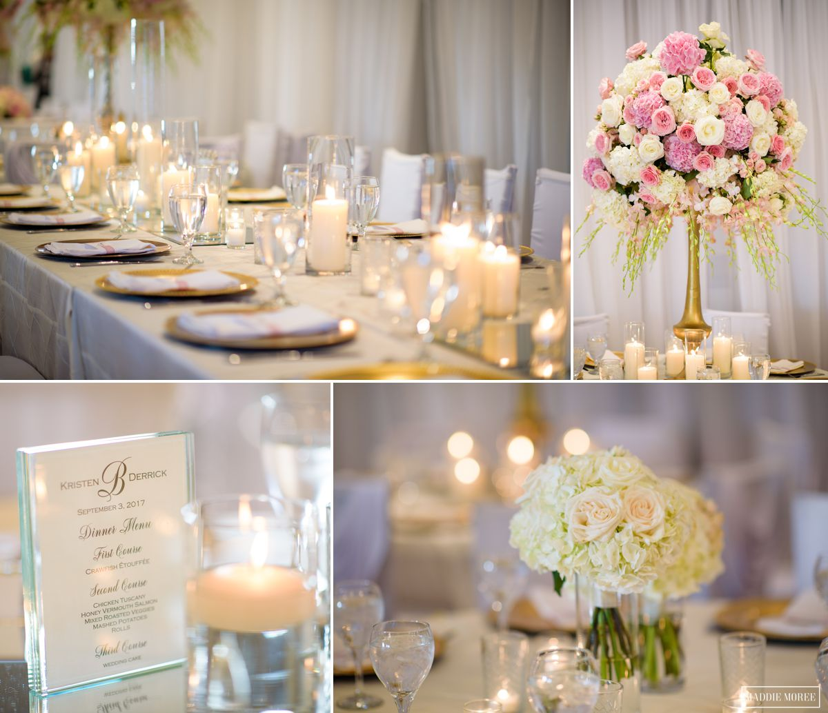 reception details wedding southern event wedding planners