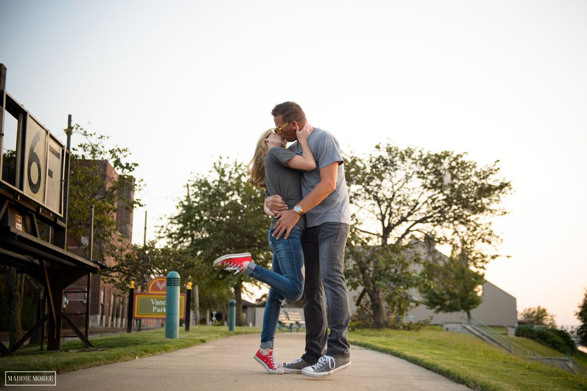Memphis Engagement Photography Downtown Maddie Moree 13
