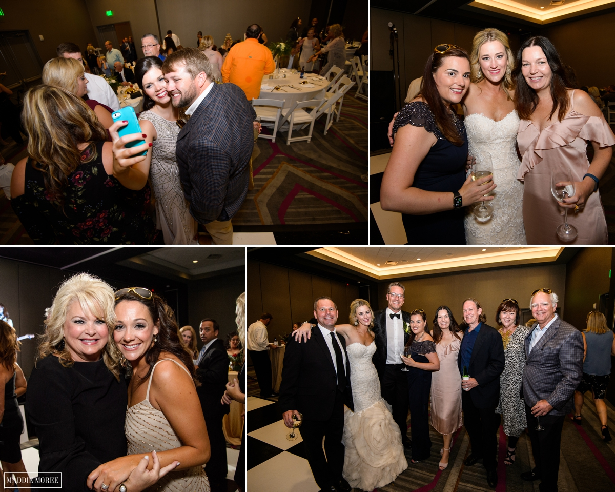 Maddie moree wedding reception
