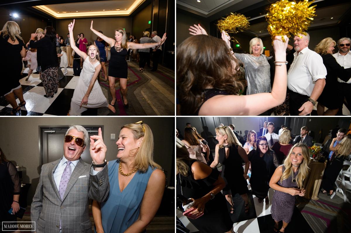 Graceland wedding reception maddie moree 26