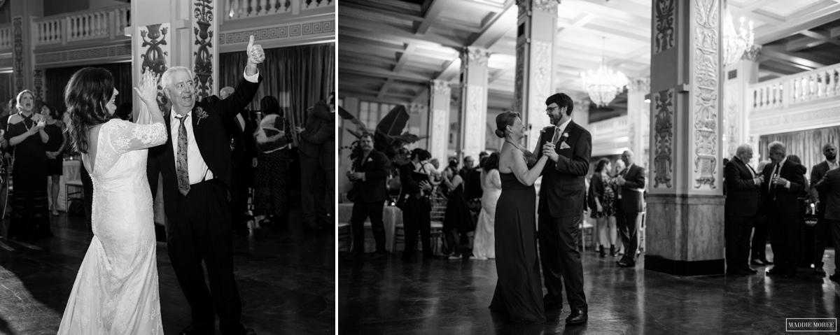 cadre reception first dance photos first dance