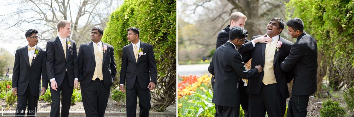 Memphis Botanic groomsmen Maddie Moree 8